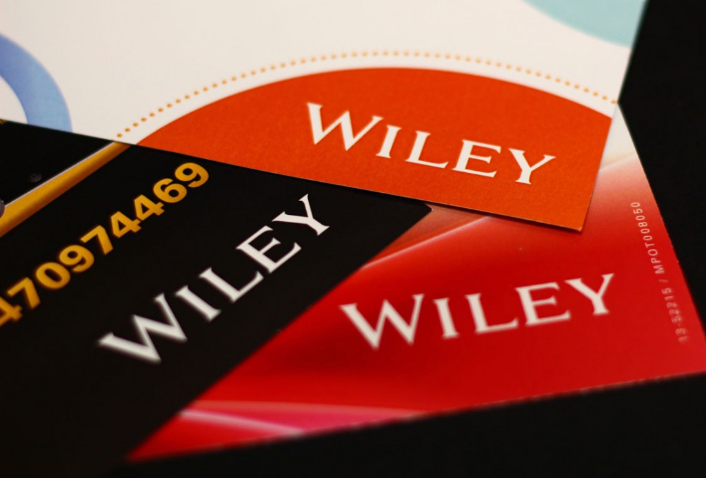 Wiley print